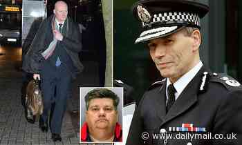 Met police chief embroiled in VIP paedophile scandal could be prosecuted