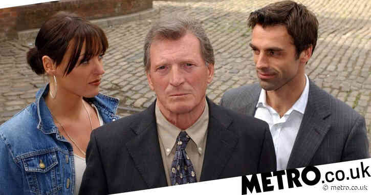 Coronation Street and Eastenders join forces to pay tribute to Johnny Briggs as soap legend dies aged 85