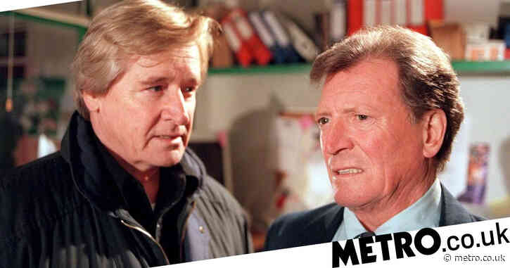 Coronation Street's William Roache pays tribute to Johnny Briggs after playing love rivals for 30 years