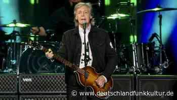 Aus den Feuilletons - Paul McCartney von A bis Z - Deutschlandfunk Kultur