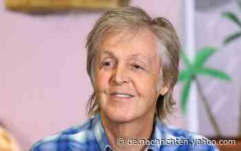 """Paul McCartney veröffentlicht 900-seitige lyrische """"Autobiographie"""" - Yahoo Nachrichten Deutschland"""