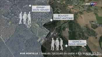 Rixe mortelle à Boussy-Saint-Antoine : sept adolescents en garde à vue - LCI