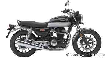 HMSI to export Indian-made Honda H'ness CB350 to global markets