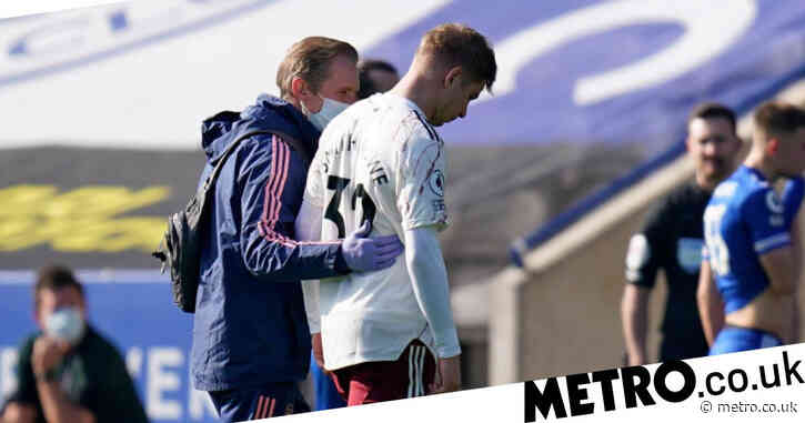Mikel Arteta provides Emile Smith Rowe injury update after Arsenal's win against Leicester City