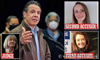 Cuomo branded 'monster' by NY Democrat amid sexual harassment claims
