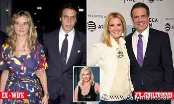 New York Governor Andrew Cuomo's VERY tangled love life
