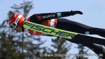 Nordische Ski-WM: Silber für deutsche Kombinierer bei Nordischer Ski-WM