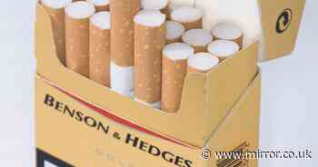 Cigarette prices likely to rise from Wednesday night due to the Budget