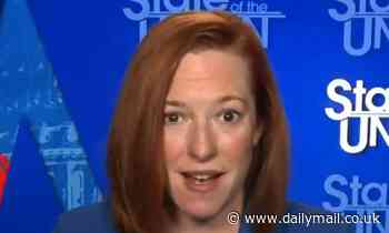 Biden wants Cuomo probe: Jen Psaki says president supports review into sexual assault claims