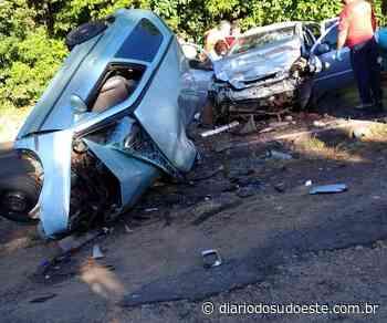 Homem morre em acidente em Salto do Lontra - Diário do Sudoeste