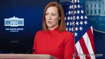 Psaki: 'More effective ways' to hold Saudi Arabia accountable for Khashoggi's murder than sanctioning crown prince
