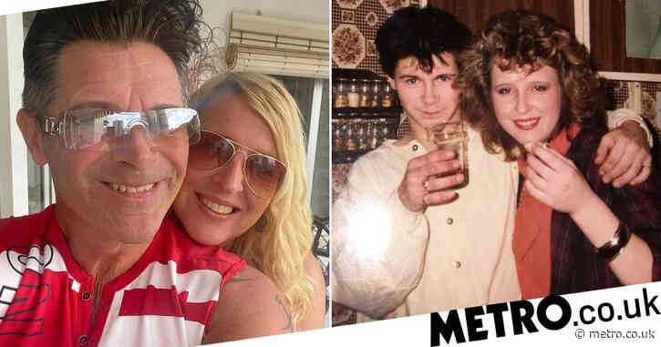 Childhood sweethearts rekindle relationship after bumping into each other in Spain 34 years later