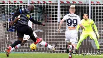 Inter-Genoa 3-0: gol di Lukaku-Darmian-Sanchez. Conte a +7 sul Milan