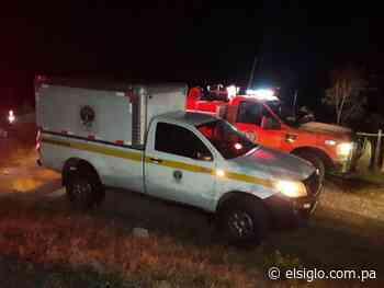 Los dos muertos de Gualaca viajaban en la mula - El Siglo Panamá