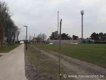 Nieuwe bomen fleuren Burgemeester Graaf Leopold Lippenspark ... (Knokke-Heist) - Het Nieuwsblad