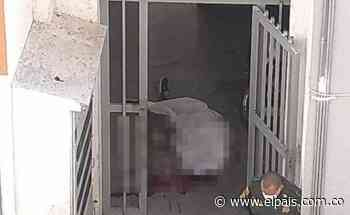Un ayudante de construcción fue asesinado en Bugalagrande, Valle - El País