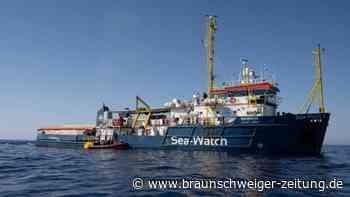 Mittelmeer: Sea-Watch rettet dritten Tag in Folge Migranten aus Seenot