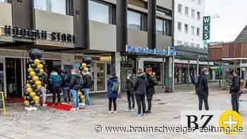 Neueröffnung: Shisha-Shop in Wolfsburg lockt Hunderte Kunden an