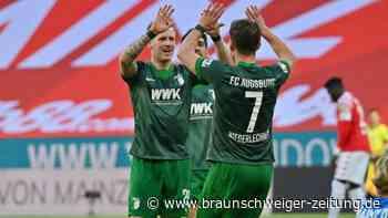 23. Spieltag: Augsburg stoppt Mainzer Aufholjagd