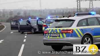 Mehrere PKW verunglückt – Verfolgungsfahrt endet bei Magdeburg
