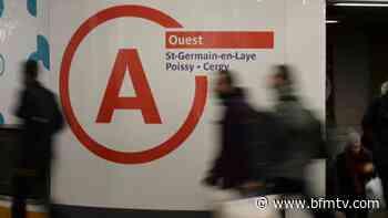 RER A: le trafic interrompu entre Cergy-le-Haut et Maisons-Laffitte après un incendie - BFMTV