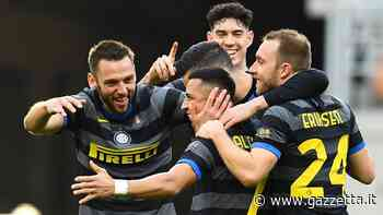 Inter-Genoa 3-0: difesa bunker e un attacco che mancava da 70 anni