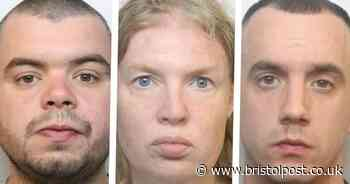Locked up: The people jailed in Bristol in February 2021