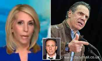 CNN's Dana Bash confuses colleague Chris Cuomo with his brother Andrew Cuomo