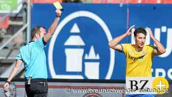 Dominik Wydra fehlt Eintracht gegen Sandhausen