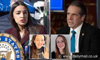 AOC says sexual harassment allegations against Cuomo are 'extremely serious and painful to read'