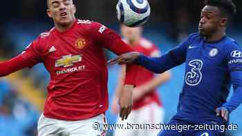 Premier League: Chelsea verpasst Platz vier - Remis gegen Manchester United