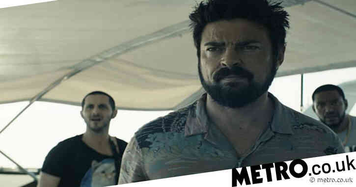 The Boys stars Karl Urban and Antony Starr share behind-the-scenes pics as filming on season 3 continues