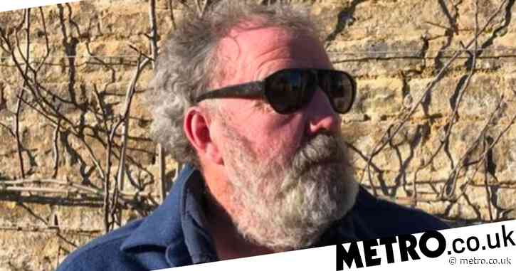 Jeremy Clarkson's huge lockdown beard compared to Harry Potter's Hagrid and it's not far off