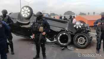 Persiguen y atacan a policía militar en la colonia El Palmito - Rio Doce