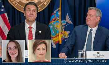 Mayor Bill de Blasio calls for dual investigations into Andrew Cuomo