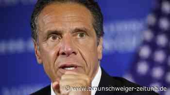 USA: Sexuelle Belästigung: Vorwürfe gegen New Yorks Gouverneur