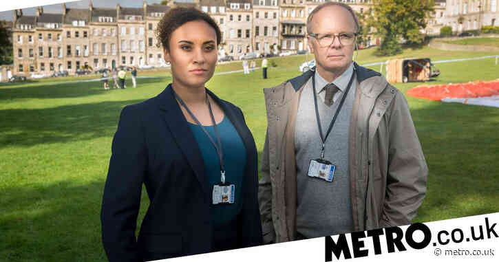Who is in the cast of McDonald and Dodds season 2 and when is it on?