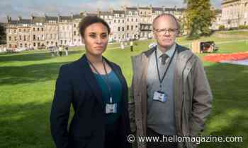 McDonald & Dodds: Meet the cast of series two of the ITV detective drama