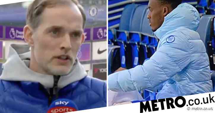 Thomas Tuchel provides Callum Hudson-Odoi injury update after Chelsea's draw with Manchester United