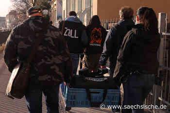 Drogendealer mit Versteck in Coswig geschnappt - Sächsische Zeitung