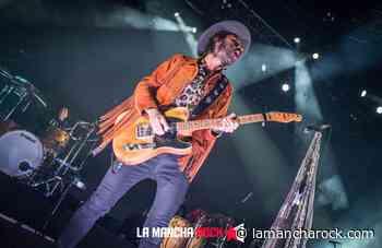 Leiva comparte su «Guerra Mundial» del directo «Madrid Nuclear» - La Mancha Rock