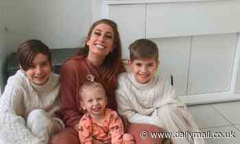 Stacey Solomon reveals her three sons will give her away at her summer wedding to Joe Swash