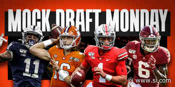 2021 NFL Mock Draft Monday: The Jacksonville Jaguars strike big with both first-round picks - Sports Illustrated