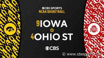 Ohio State vs. Iowa: Live stream, watch online, tipoff time, basketball game, odds, line, spread, picks