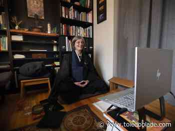 Buddhist Temple offers virtual Zen meditation amid the pandemic