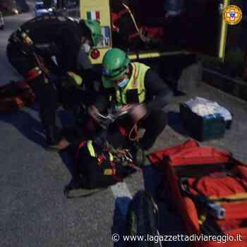Cade durante l'arrampicata, scattano i soccorsi » La Gazzetta di Viareggio - lagazzettadiviareggio.it