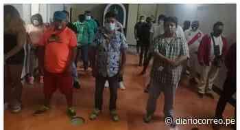 28 intervenidos cuando participaban de una fiesta en una discoteca de Pacasmayo - Diario Correo