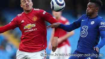 Premier League: Chelsea 0:0 Man United - Befreiungsschlag für Liverpool