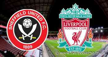 Sheffield United vs Liverpool highlights