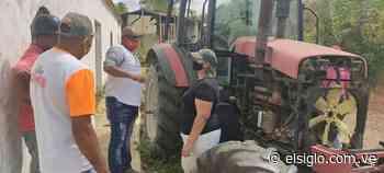 Fortalecen plan productivo de siembra en Camatagua elsiglocomve - Diario El Siglo